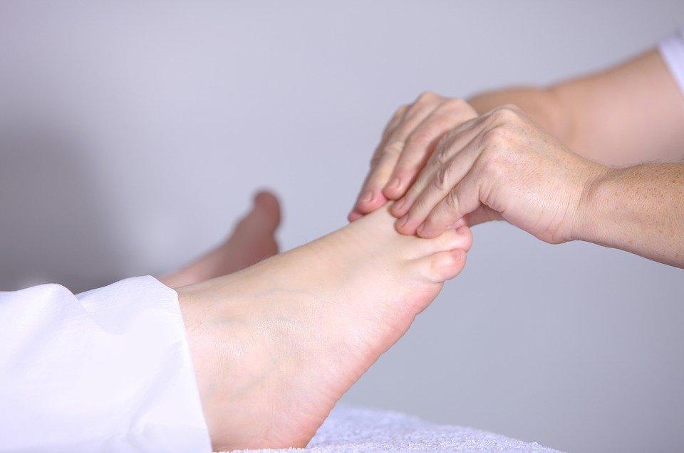 tendones dedos pie