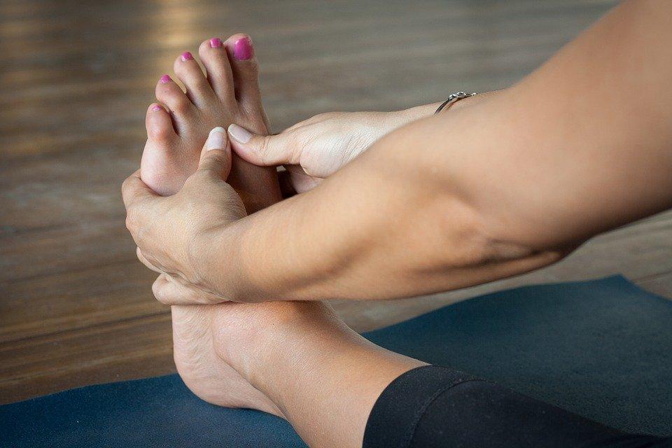 Tendinitis en los Extensores del pie